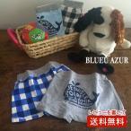 送料無料 BLUEU AZUR ブルーアズール パンツ2Pセット(ギンガム・クジラ)C80454-50 7006528 子供肌着 キッズ ベビー セット 通園 通学 ポッキリ ぽっきり セール