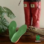 バードウォッチング バードウォッチング長靴用インソール(ソールラックサポート)日本野鳥の会 レインブーツ レディース メンズ 45602624903-MG 7006541