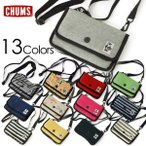 チャムス Mini Pouch Sweat CH60-0727_4-MG キッズ ジュニア レディース メンズ アウトドア 小物入れ 収納 ショルダーバッグ アウトドア CHUMS 7006985 定番◎