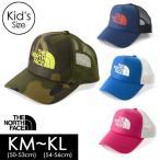 THE NORTH FACE ノースフェイス KIDS LOGO MESH CAP NNJ01407_1-MG キッズ ベビー 帽子 ボウシ ぼうし メッシュ キャップ 男の子 女の子 7007616