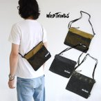 WILD THINGS ワイルドシングス サコッシュ WT-380-0072 レディース メンズ カバン 鞄 かばん ショルダー バック バッグ アウトドア フェス 7007637