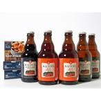 ビールがお好きで、グルメな方にピッタリのビールギフト! ★人気のクラフトビールとおいしい缶詰(ソーセージ)のセットです。 ■ベ...