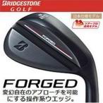 【最終価格!】BRIDGESTONE GOLF (ブリヂストン ゴルフ) FORGED (フォージド) BLACK (ブラック) WEDGE (ウェッジ) 軟鉄鍛造 スチールシャフト装着 日本正規品