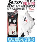 ダンロップ SRIXON (スリクソン) サメ肌グリップ PRO GLOVE (グローブ)  左手用ゴルフグローブ GGG-S015