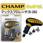 ライト Golf it チャンプ マックスプロレンチ スパイク鋲交換用 S-25