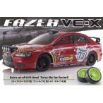 Put FAZER VE-X ランサー エボ KX4 1/10電動ブラシレスレディセット 京商 30919T2