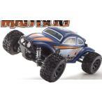 セール!1/10 EP 4WDレーシングバギー マッドバグVE カラータイプT2: ネイビー 京商 30994T2