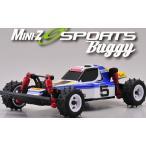 オプティマ ブルー/ホワイト京商 32082BW  1/24 R/C 電動4WD ミニッツバギースポーツ MB-010