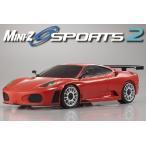 フェラーリ 430 GT レッドバージョンレッドバージョン  京商 32240R  MR03スポーツ2 レディセット