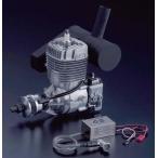 GT22 W/E-5040サイレンサー 〔OSエンジン:38200 ラジコン飛行機2サイクルガソリンエンジン〕