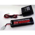 7.2V1600mAhニカドと充電器のセット タミヤ:55096 ラジコン用バッテリー