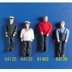 1/12 フィギュア  操舵手 【Krick 64126船舶模型人形】