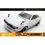 1/10ミニシャーシ用ボディ ・トヨタ・セリカLB2000GT(RCカー用スペアボディABC 66304)