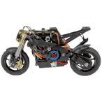 E-RIDER Moto 1 (イーライダー モト1)  レッド  ハイテック CX3-T18R 上級者向 1/10電動ラジコンバイク