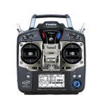 フタバ 10J FVP用 (クワッドコプター用T/Rセット)(ヘリ用ラチェット仕様) (R2001SBx2)  <029615> 【プロポ】