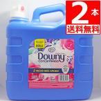 メキシコダウニーアロマフローラル8.5L 柔軟剤 Aroma Floral 蛇口付き大容量ボトル8.5L×2本 送料無料  衣料用柔軟剤