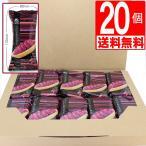 訳あり 沖縄県産紅芋100%使用 ナンポー 紅芋タルト 20個入り  送料無料