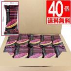 訳あり 沖縄県産紅芋100%使用 ナンポー 紅芋タルト 40個入り  送料無料