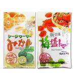 梅塩トマト110g×1袋 シークワーサーみかん80g×1袋 送料無料  お試しドライフルーツセット ドライトマト