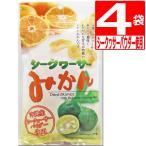 ドライフルーツ シークヮーサーみかん 110g×4袋 送料無料 沖縄産シークヮーサーパウダー使用