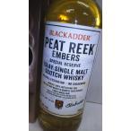 ブラックアダー ピートリーク エンバース アイラ シングルモルト スコッチウイスキー Cask Ref: EMB6 58.5%
