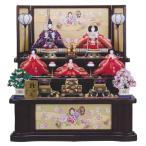 雛人形 京九番親王 六寸官女 五人飾り