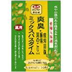 緑葉植物のフレッシュ感を味わえる爽臭系入浴剤。