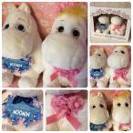 Yahoo!SELECT MARUWAウェディングドール ムーミン&フローレン フラワームーミンセット MOOMIN FlowerSet Wedding Doll【ウェルカムドール/ブライダル】