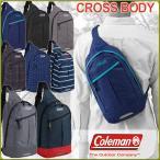 コールマン クロスボディ ボディバッグ CROSS BODY 9リットル A4対応 20000214 Coleman