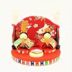 雛人形 コンパクト ちりめん 小さい 手作り/三月飾り/お雛様 ひな祭り ひな人形 人形 飾りミニ 可愛い人気