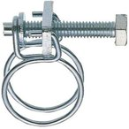 三栄水栓 バス用品・空調通気用品 バス接続管 ワイヤバンド D20-16   SANEI