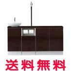 GN-ABLEAEKXHEX INAX LIXIL・リクシル トイレ手洗 キャパシア フルキャビネットプラン 丸形手洗器 GNABLEAEKXHEX