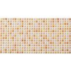【SMTS-630/MUS-3】 INAX・LIXIL リフォーム向けタイル スマートモザイクシート [インテリアモザイク ムージャン] 600×300mm