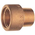三栄水栓/SANEI 配管用品 砲金ザルボ T22A-13X20