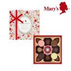 バレンタイン チョコレートギフト フラワークリスタル 53g(13個) Valentine 2019 プレゼント 本命 義理 友 自分 感謝 メリーチョコレート