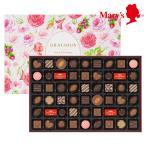 期間限定 「グレイシャス」グレイシャスファンシーチョコレート 54個入  チョコレート 詰め合わせ ギフト