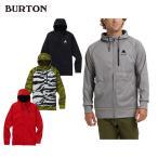 BURTON バートン Mens Burton Crown Bonded Full-Zip Hoodieメンズ レディース パーカー フード 長袖 撥水メンズ レディース パーカー フード 長袖 撥水