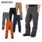 バートン BURTON メンズ スノーボードウェア エーケー ゴアテックス スウォッシュ パンツ AK GORE-TEX SWASH PANT TRUE BLACK 100221