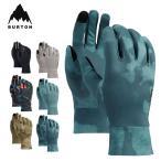 バートン グローブライナー Burton Touchscreen Glove Liner タッチスクリーン グローブ インナー インナーグローブ 手袋 てぶくろ メンズ レディース