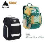 バートン リュック キッズ Kids' Burton Metalhead 18L Backpack メタルヘッド 18リットル バックパック リュックサック 子供 こども ボーイズ ガールズ