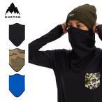 バートン フェイスマスク Burton Bonded Facemask ボンデッド フェイスマスク メンズ レディース 撥水 防水 速乾 スノーボード 雪山 感染予防 W21JP-152081