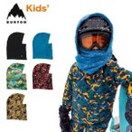 バートン フードウォーマー キッズ  Kids' Burton Burke Hood バーク フード フェイスマスク フリース ヘルメット対応 スノーボード スノボ 子供 こども