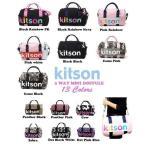 KITSON 2way★キットソン★MINI DUFFLE★ミニボストンバッグ★ミニダッフル ショルダー バッグ