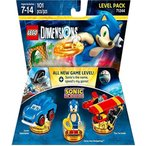 TOYS LEGO Sonic the Hedgehog Level Pack - LEGO Dimensions 正規輸入品