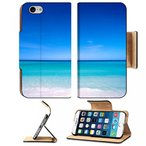 送料無料 ジョーダン レディース 女性 スマホケースMSD Premium Apple iPhone 6 iPhone 6S Flip Pu Leather Wallet Case Sea with island left Arraial do Cabo