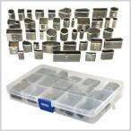 レザークラフト 道具 41本セット レザークラフト用 型抜きパンチ 型抜き 抜き型 レザークラフト クラフト 革 シェイプパンチ パンチ ツール 道具