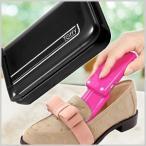 効果検証済み Toffy 携帯用紫外線除菌ライト UVオゾンサニタイザー カシスブラック/チェリーピンク 消臭 除菌 清潔