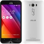 エイスース SIMフリースマートフォン ZenFone 2 Laser ホワイト