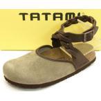 ショッピングサボ ビルケンシュトック パトラ トープ スエード 天然皮革 BIRKENSTOCK TATAMI 901023