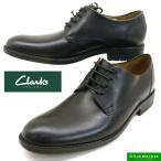 クラークス Clarks Truxton Plain 26121997 黒 トラクストン プレーン ゴアテックス ビジネスシューズ 天然皮革 レースアップ メンズ